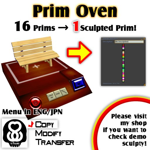 [S2] Prim Oven