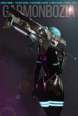Garmonbozia ::: Zabuza sword RUSTY pack