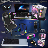Rassuel - Republic Of Gamers - Headset Stand