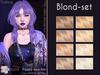 [^.^Ayashi^.^] Yukina hair-Blond set
