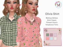 Melis Olivia Shirt PACK