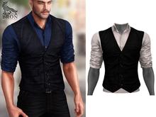 BRON - Adam Vest - Black