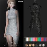 amias - YIMA dress black