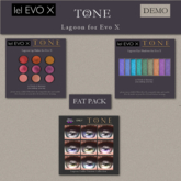 TONE 2 - Lagoon for Evo X FATPACK (ADD)