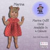 * L.A * Marina Coral Bebe & TD (Add Me)