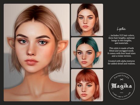 Magika - Lydia