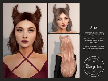 Magika - Fiend