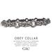 Cae :: Obey :: Collar [bagged] [No 9]