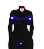 *CY* Raee . July Blue Star . Bikini // (Add)