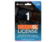 AVEN SX MediaSL Additional License +1