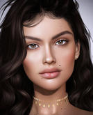 Lilly Beauty Marks / Moles for Lelutka EVO X