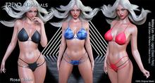 TREND - Rosa Bikini - Fatpack