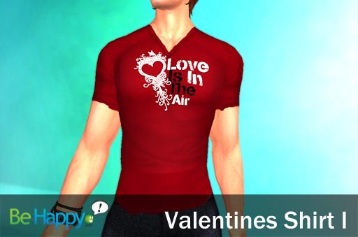 !BH ~Valentine Shirt