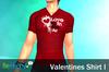 Valentineshirtad