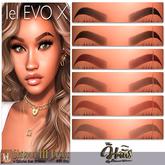 .:the HAUS:. Chioma III BOM Eyebrows (LeL Evo X)