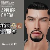 #TS# Beard #92 BOM - Lel Evo/Catwa HD Pro/AK/ Classic