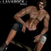 ..:LAVAROCK POSES:.Male Bento Pose-12