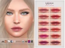 Lelutka Evolution X lipstick - Dolly Lips - LeL/Lel Evo/Gen/Cat/Ak/BoM - Daily Lipbalm - Ottilie