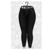 MAAI Sweetheart jeans * Black