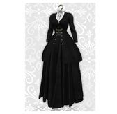 MAAI Cecilia gown * Black