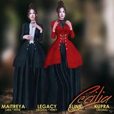 MAAI Cecilia gown * HUD