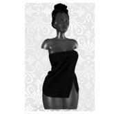 MAAI Una towel * Black