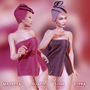MAAI Una towel * HUD