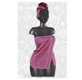 MAAI Una towel * Baby pink