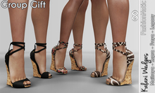 Kalani Heels Fatpack Colors- Maitreya, Lara Petite, Belleza Freya, Kupra Original, Legacy- Free Inworld, FashionNatic