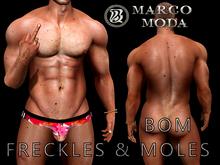 MM FRECKLES & MOLES BODY TATTOOS BOM