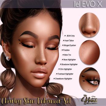 .:the-HAUS:. Charley BOM Skin Enhancer (LeL Evo X)