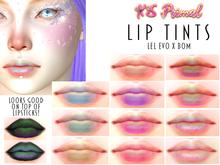 XS Primal LeLutka EvoX Bom Lip Tints