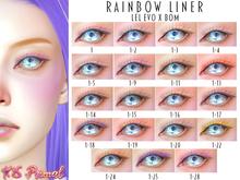XS Primal EvoX Rainbow Liner