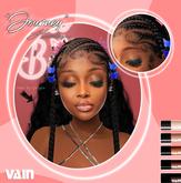 """V; """"Journey"""" Hairbase"""
