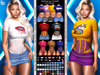 Bens Boutique - Katheryn Outfit Hud Control
