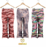 Admirable- Stacked Sweatpants. (Fatpack)
