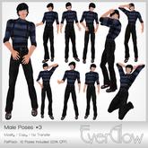 *EverGlow* - Boys Poses #03