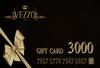 Vezzo Ink Tattoo - Gift Card 3000 - ADD ME