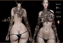 Vezzo Ink Tattoo - Draco Black - ADD ME