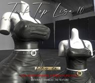 -[ Phy.Ka ]- 022/10 Tank Top Lisa