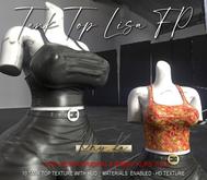 -[ Phy.Ka ]- 022/FP - Tank Top Lisa