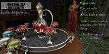 Eclectica Curiosities-Luithia Silver Drinks Server