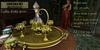 Eclectica Curiosities-Luithia Golden Drinks Server
