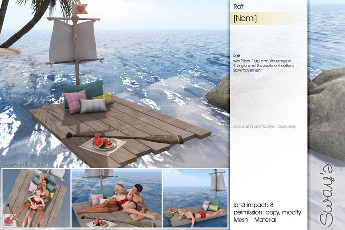 Sway's [Nami] Raft