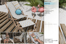 Sway's [Hama] Beach Chair with Footstool
