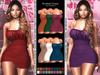 Bens Boutique - Bluebell Dress Hud Control