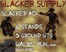 SLACKER AO - Boxed!