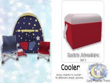 {SMK} Koda's Adventure Cooler | Set 2 | Red