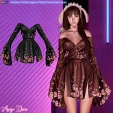 [Eternus] Arizu Dress Black