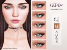 Lelutka eyelash GIFT - Swan Lashes OTTILIE